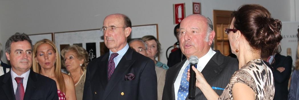 Reconocimiento a Álvaro Domecq Romero